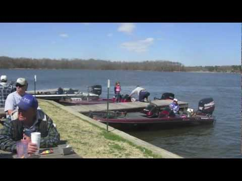 Fishing tournaments in East Texas- Lake Palestine Resort (TX)