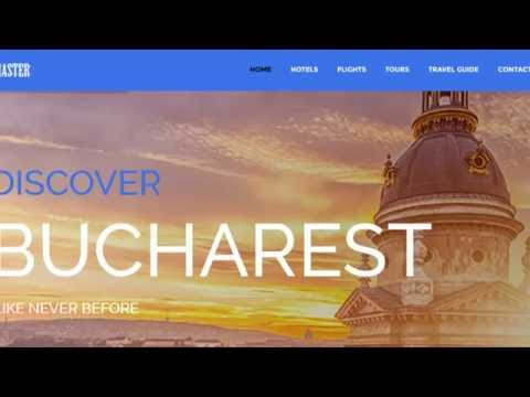 Joomla Templates For Travel & Tourism Agency