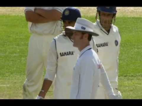 Jelly beans incident -- Zaheer Khan vs England cricket team, 2007