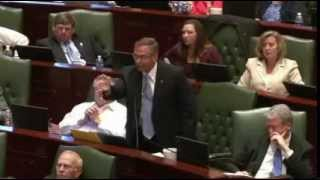 IL Rep. Mike Bost Is Furious Over Pension Reforms