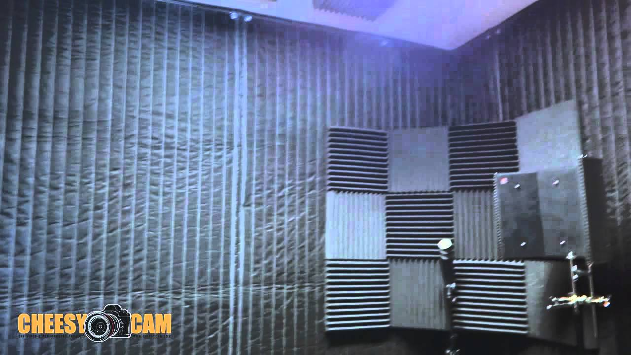 Acoustic Curtains For Studio Recording : Diy recording vocal booth room build with audimute and