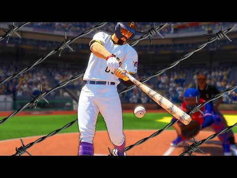 The NEW Barbed Wire Bat! MLB The Show 19 | Road To The Show Gameplay #131