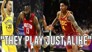 He Plays Just Like James Harden!! | The Best Scorer in the NBA Draft