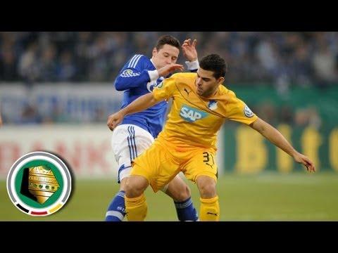 DFB POKAL - FC Schalke 04 1 : 3 1899 Hoffenheim - DFB Pokal Achtelfinale [DEUTSCH][FIFA14]