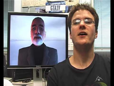 Controlling the Facial Expressions of a Virtual Character using a Webcam