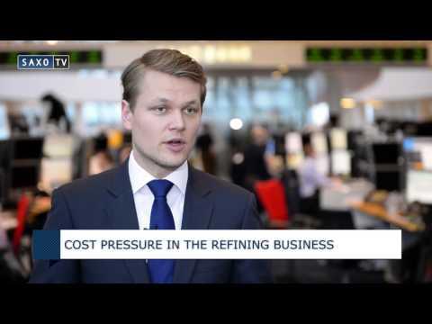 Shell shocker as oil giant issues profits warning