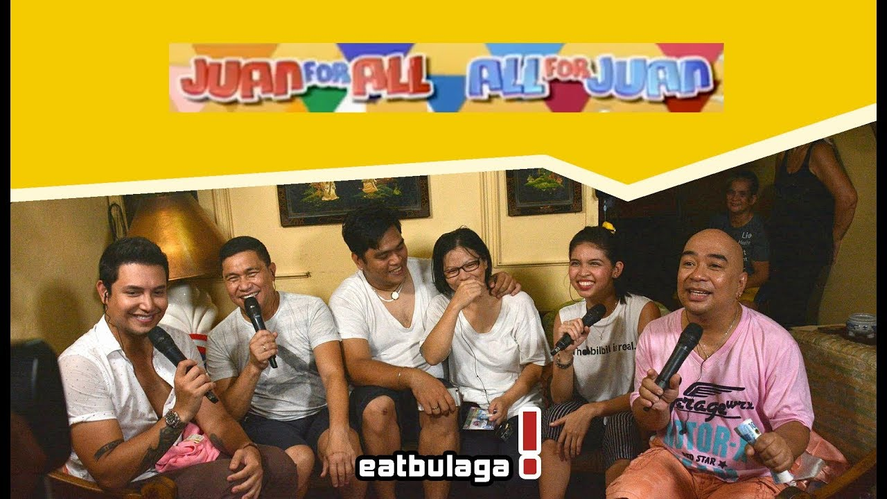Juan For All, All For Juan Sugod Bahay | March 02, 2018