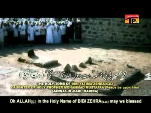 Farhan Ali Waris Noha 2011 Ya Rab Behaq-e-zehra (s.a) video