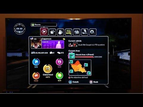 TDU2 Xbox 360 - 6.4 billion