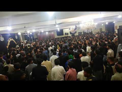 Zeeshan Haider Live Noha 2019 - Veeran Sham