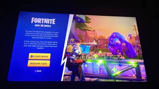 How to get Save The World game mode in Fortnite for free!🔥