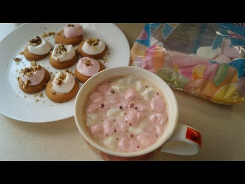 Кофе и десерт с маршмеллоу (зефирки)/ ВКУСНАТИЩА ЗА 5 минут ))) Coffee Marshmallows