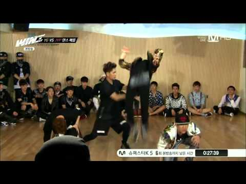 130913 JYP Dance Team (Yugyeom (유겸), BamBam, Mark, Jackson) – Caught Up @ WIN