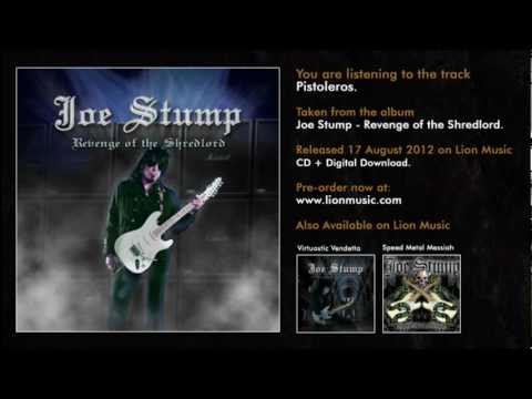 JOE STUMP - PISTOLEROS (TAKEN FROM 'REVENGE OF THE SHREDLORD')