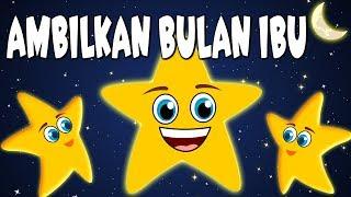 Ambilkan bulan bu | Lagu Anak-Anak Indonesia Terpopuler | Kumpulan | Lagu Anak TV