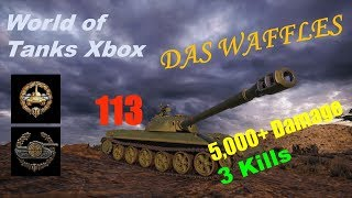 Chinese Steel | WoT Xbox: 113 - Force To Be Wreckoned