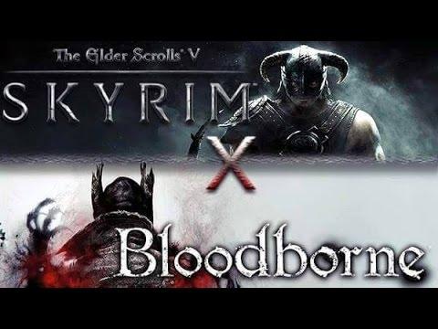 Bloodborne - Shadow of Yarnham, É por isso que a galera corre pro Skyrim #2