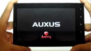 Iberry Auxus AX03G - Unboxing + High End Game Play