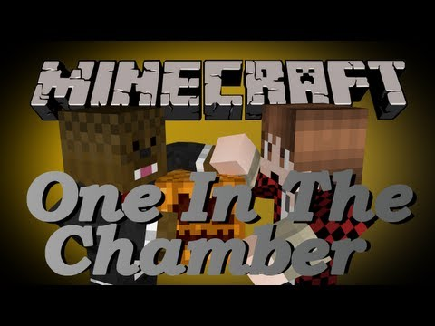 Minecraft One in the Chamber MiniGame #2