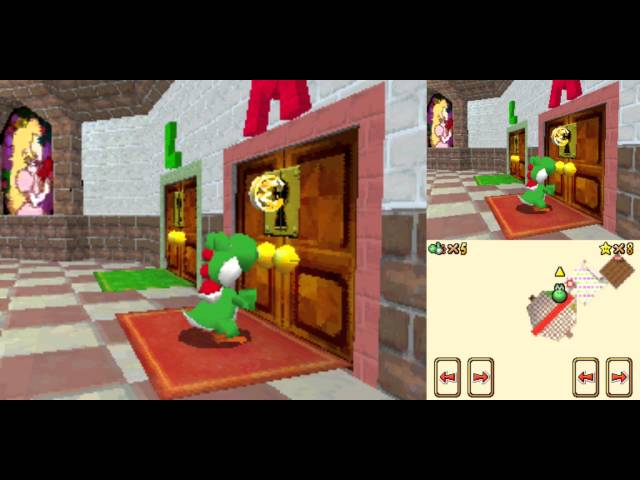 [HD] TAS: DS Super Mario 64 DS in 14:23.34 by MKDasher & ALAKTORN