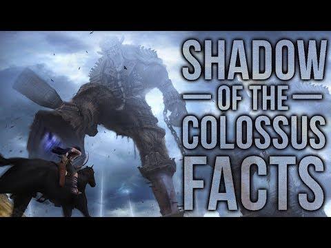 [ТОП] 10 фактов о Shadow of the Colossus, которые вы могли не знать