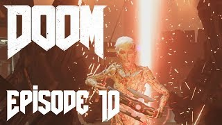 Ins Feuer! • Let's Play DOOM #10 • [GER/HD]