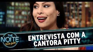 The Noite (08/10/14) - Entrevista com a cantora Pitty
