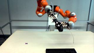 Robotic manipulation and grasping