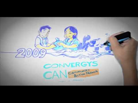 A legacy of heroes  A short history of Convergys Philippines' 10th Year Anniversary