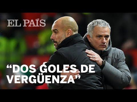 Mourinho: ironía contra el Manchester City | Deportes