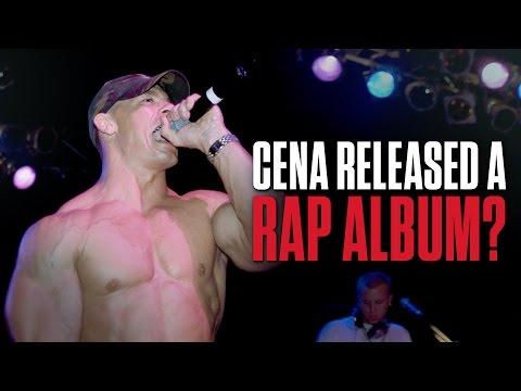 John Cena released a rap album?