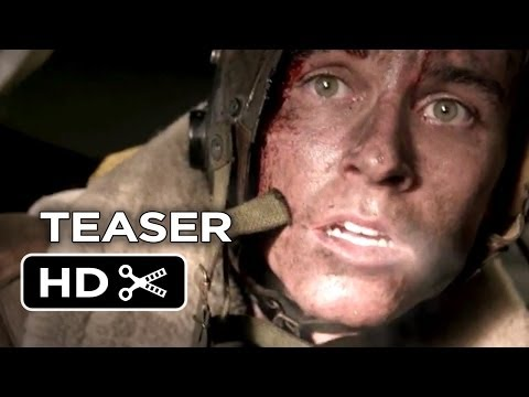 The Mighty Eighth Official Teaser #1 (2014) - War Movie HD