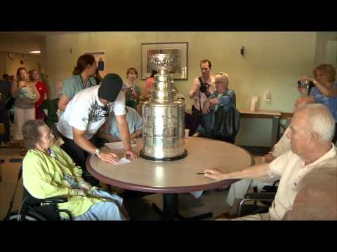 Brent Seabrook -- Day with the Stanley Cup