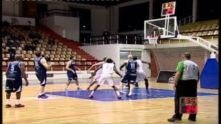 Basketboll: Rtv21-Sigal Prishtina 09.11.2013