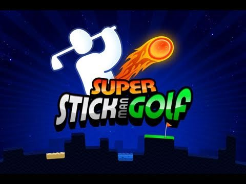Super Stickman Golf Multiplayer Update Trailer