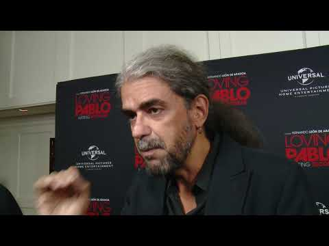 Loving Pablo LA Special Screening - Itw Fernando León De Aranoa (official Video)