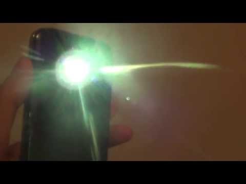 Samsung Galaxy S4: How to Turn Your Phone Into a Bright FlashLight or