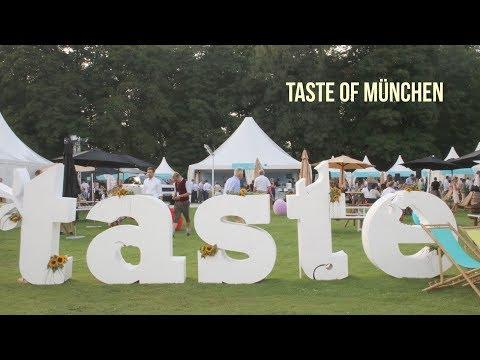Auftakt Taste of München 2017 im Englischen Garten