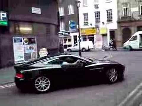 Aston Martin Vanquish 2011. An Aston Martin Vanquish S