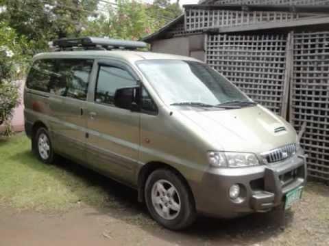 CAR FOR SALE! Hyundai Starex Van (Roxas City. Capiz. Philippines)