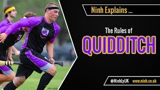 The Rules of Quidditch - EXPLAINED!