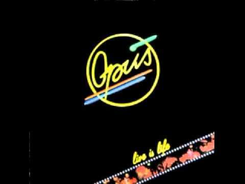 Live Life Living Album Opus Live is Life Live