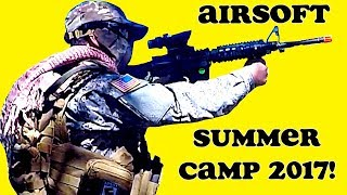 Airsoft Summer Camp with HappyFamily1004!