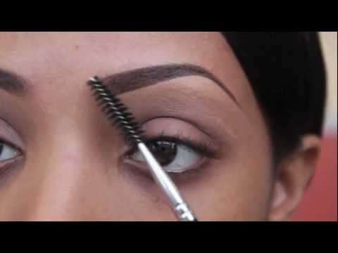 TUTORIAL: How To Fill in Eyebrows- 2013