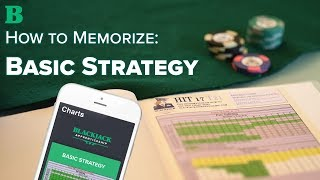 The Fastest Way to Memorize Blackjack Basic Strategy