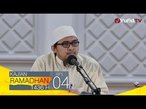 Kajian Ramadhan : Muslim Itu Harus Semangat - Ustadz Askar Wardhana, Lc.