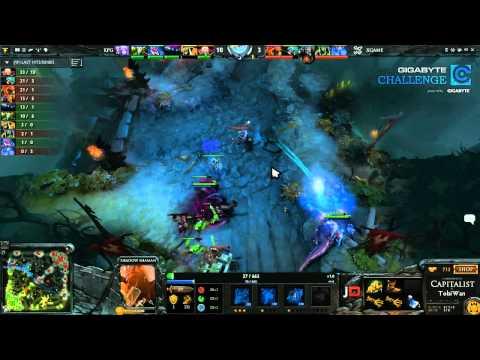 xGame vs Kompas Gaming Game 2  - GIGABYTE Challenge Grand Final - @TobiwanDota & @DotaCapitalist