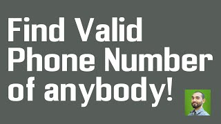 How to Find Someone's Phone Number Online   Free Phone Number Lookup by Name