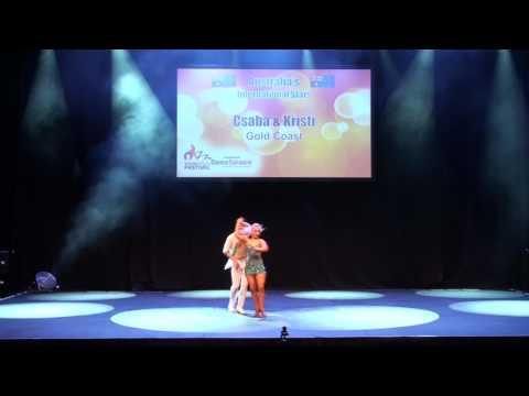 Sydney Latin Festival 2017 - CSABA & KRISTI