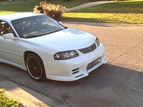 Impala 2000 Custom my 2000 Chevy Impala ls